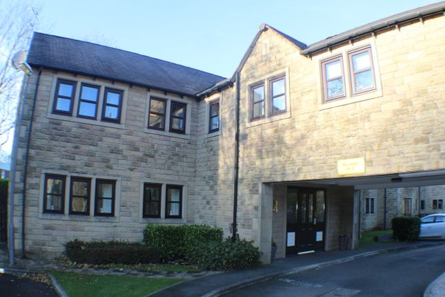Thumbnail Flat for sale in Butterworth Way, Greenfield, Oldham