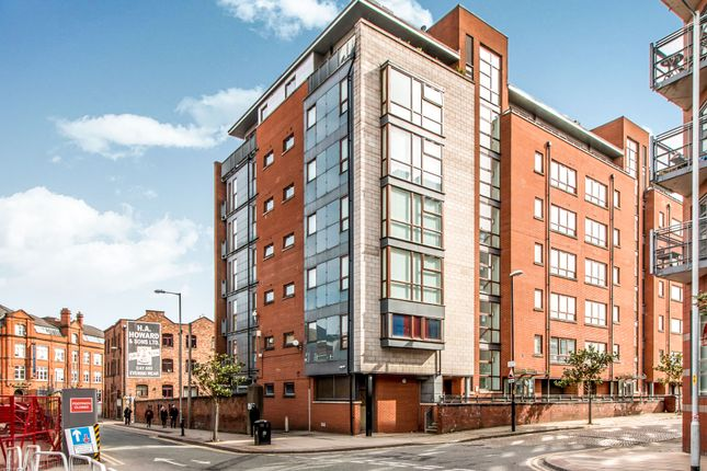 Thumbnail Property to rent in Jutland House, Jutland Street, Manchester