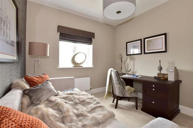 Thumbnail Semi-detached house for sale in Richmond Park, Whitfield, Dover, Kent