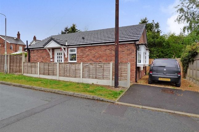 Thumbnail Detached bungalow for sale in Russell Road, Winsford, Cheshire