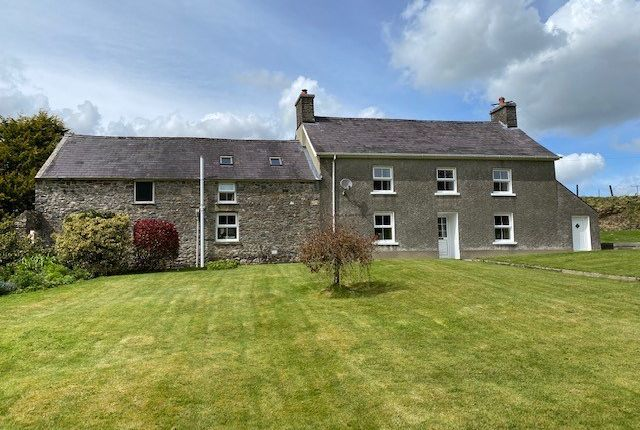 Thumbnail Detached house for sale in Talley, Llandeilo