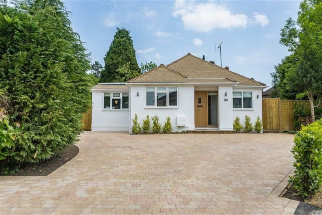 Thumbnail Bungalow for sale in Hurst Green Close, Hurst Green, Surrey