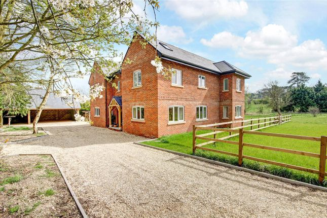 Thumbnail Detached house for sale in Bath Road, Marlborough, Wiltshire