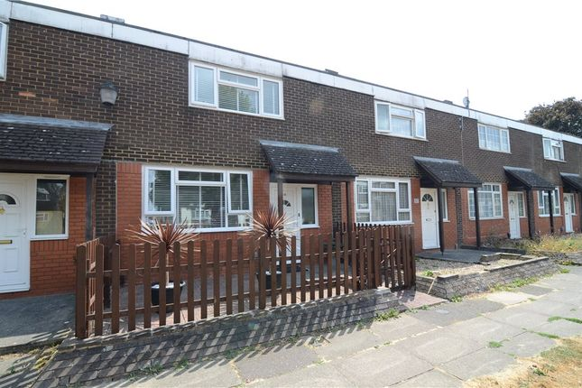 Thumbnail Terraced house for sale in Chaucer Road, Farnborough, Hampshire