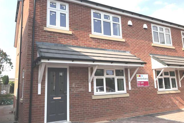 Thumbnail Semi-detached house for sale in Chapel Street, Wincham, Northwich