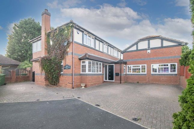 Thumbnail Detached house for sale in 7, Himley Lane, Himley, South Staffordshire