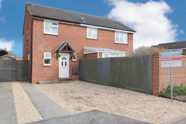 2 bed semi-detached house for sale in Purton Close, Alcester B49