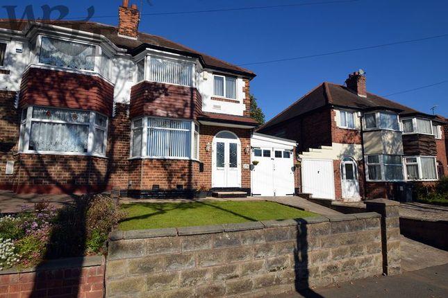 Thumbnail Semi-detached house for sale in Brookvale Road, Erdington, Birmingham