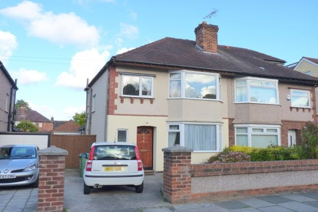 Thumbnail Semi-detached house to rent in Heather Dene, Bromborough, Wirral