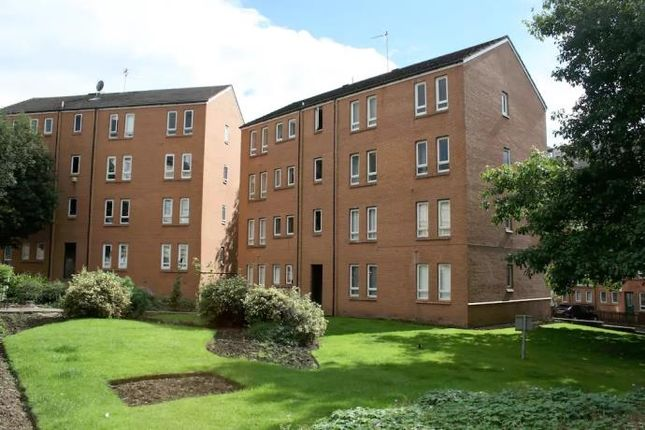 Thumbnail Flat to rent in Dorset Street, Glasgow