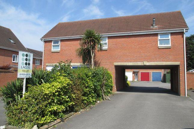 Thumbnail Flat to rent in Watling Street, Yeovil