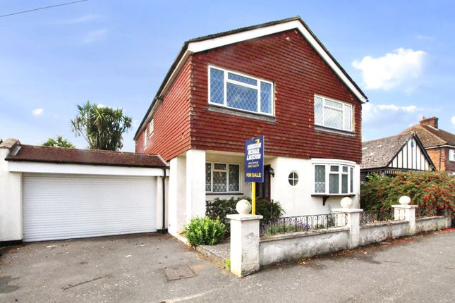 Thumbnail Detached house for sale in Lee Road, Snodland