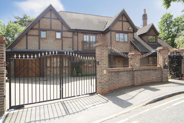 Thumbnail Detached house for sale in Cherry Tree Way, Stanmore