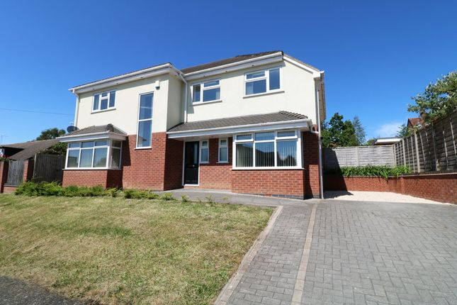 Thumbnail Detached house for sale in Southam Close, Hall Green, Birmingham