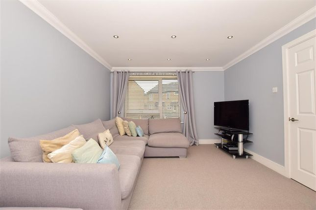 Thumbnail Semi-detached house for sale in Olivers Mill, New Ash Green, Longfield, Kent