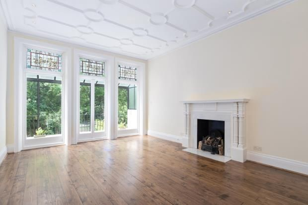 Thumbnail Maisonette for sale in Fairhazel Gardens, South Hampstead, London