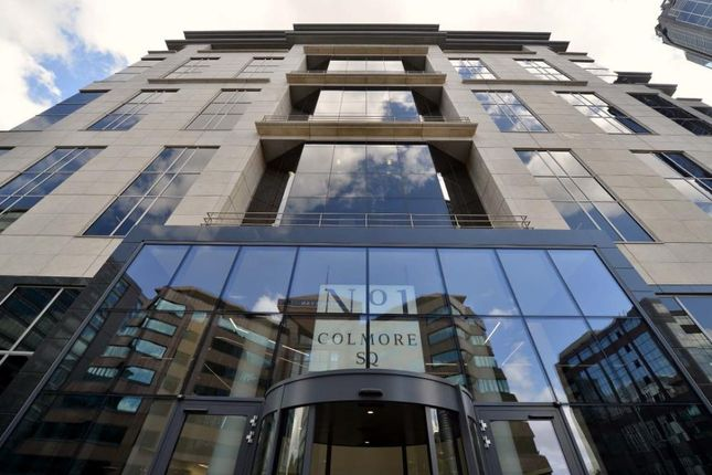 Office to let in No 1 Colmore Square, Birmingham