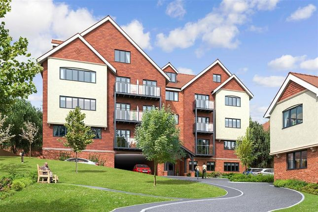 Thumbnail Flat for sale in Plough Lane, Purley, Surrey