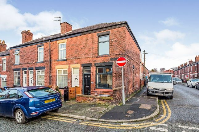 2 bed end terrace house to rent in Athens Street, Stockport, Greater Manchester SK1