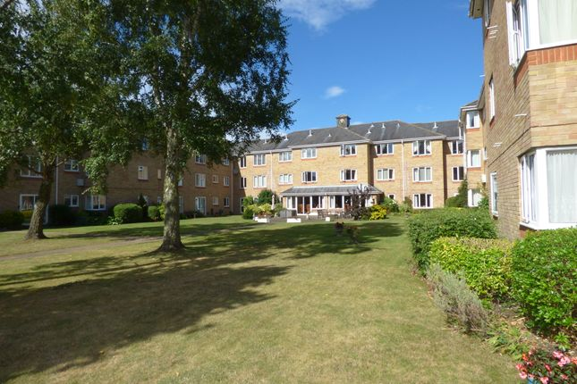 Thumbnail Flat for sale in Cryspen Court, Bury St. Edmunds