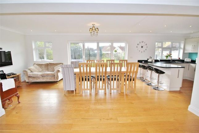 Thumbnail Detached house for sale in Littlehampton Road, Tarring, Worthing