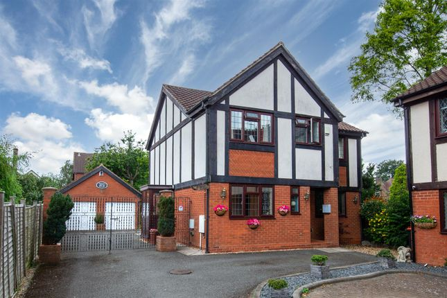 Thumbnail Detached house for sale in Staines Lodge, Staines Square, Dunstable
