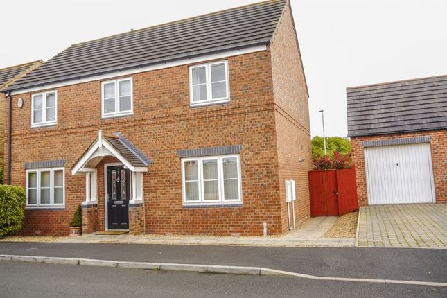 Thumbnail Detached house for sale in The Willows, Bedlington