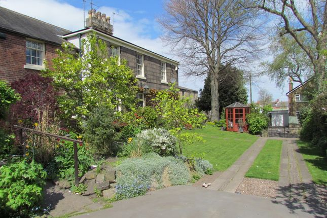 Thumbnail Semi-detached house for sale in Abercrombie Street, Chesterfield