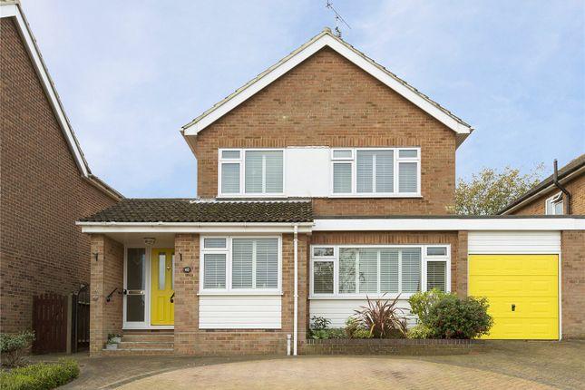 Thumbnail Detached house for sale in Longmead Avenue, Great Baddow, Essex