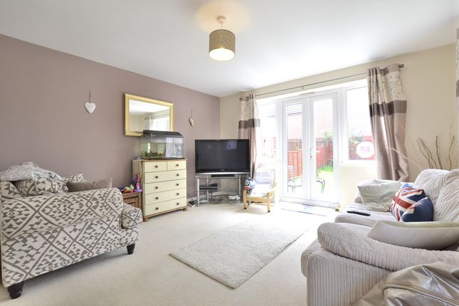 Thumbnail End terrace house to rent in Goose Bay Drive, Kingsway, Quedgeley, Gloucester