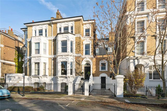 Thumbnail Semi-detached house for sale in Harley Gardens, Chelsea, London