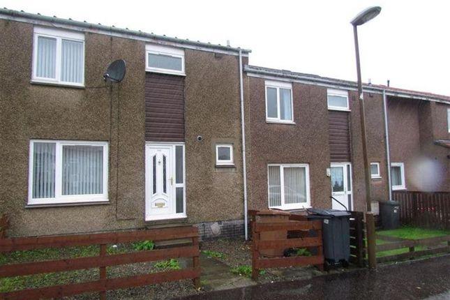 Thumbnail Terraced house to rent in Norman Rise, Dedridge, Livingston