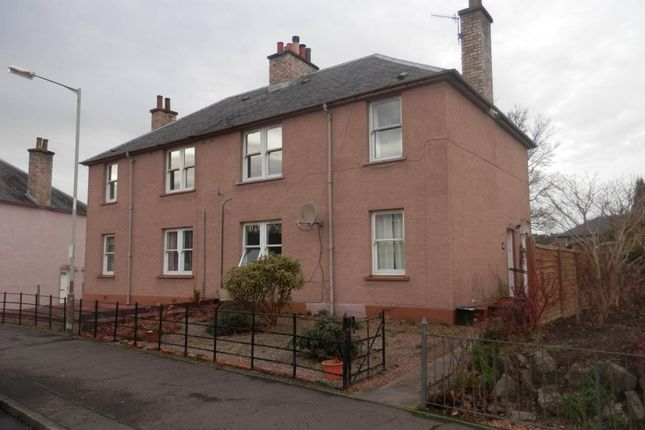 Thumbnail Flat to rent in Darnhall Crescent, Perth