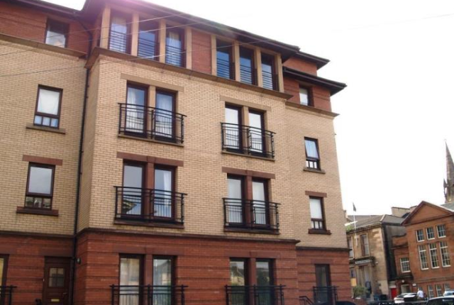 Thumbnail Flat to rent in Carnarvon Street, Glasgow