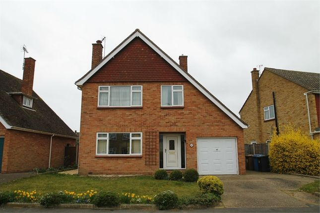 Thumbnail Detached house for sale in Dorchester Road, Ipswich, Suffolk