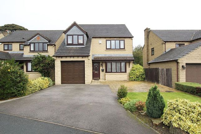 Thumbnail Detached house for sale in Moorland Avenue, Baildon, West Yorkshire
