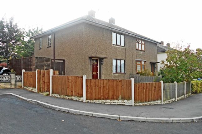 Thumbnail Semi-detached house for sale in Rothbury Place, Oakwood, Derby