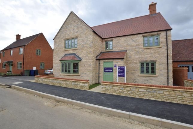 Thumbnail Detached house for sale in Orion Drive, Brackley