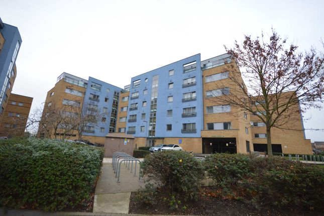 Thumbnail Flat for sale in Miles Close, London