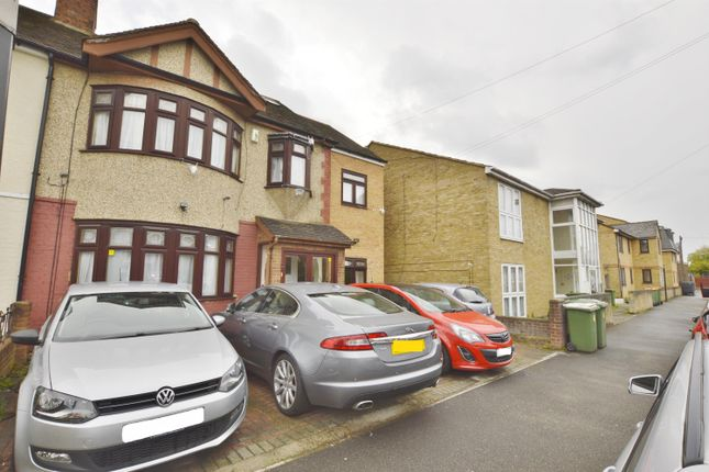 Thumbnail Semi-detached house for sale in Earlham Grove, Forest Gate, London