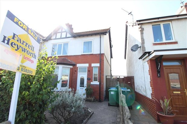 Thumbnail Property for sale in Rossall Road, Thornton Cleveleys