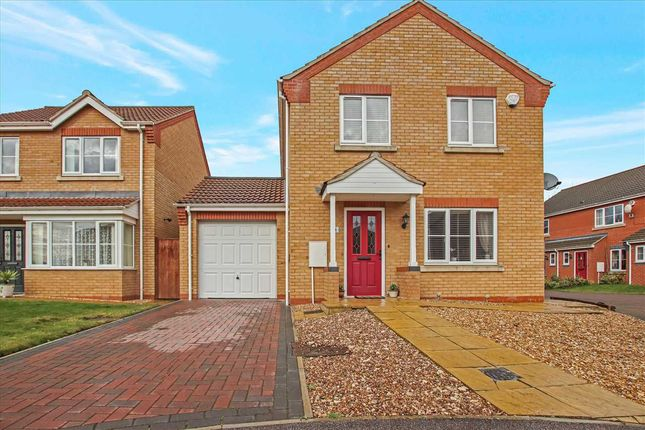 4 bed detached house for sale in Jubilee Close, Cherry Willingham, Cherry Willingham, Lincoln LN3