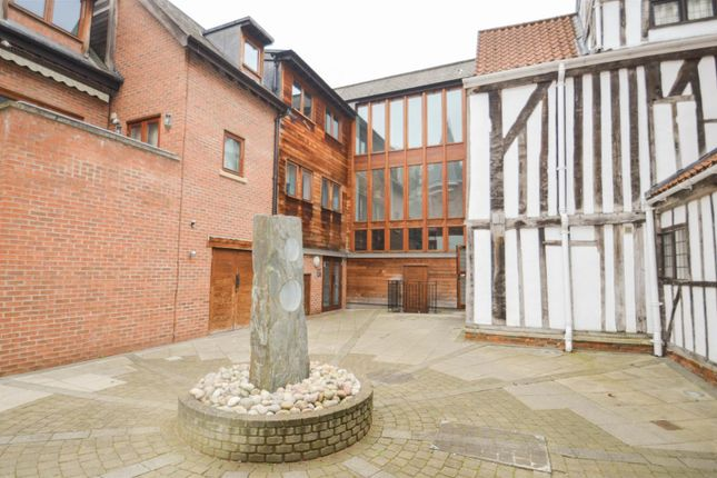 Thumbnail Flat for sale in Talbot Court, Low Petergate, York