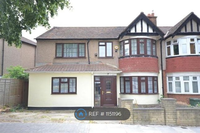 Thumbnail Semi-detached house to rent in Kings Road, Harrow