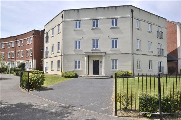 Thumbnail Flat for sale in Beamont Walk, Brockworth, Gloucester