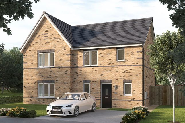 3 bed property for sale in Flass Lane, Castleford WF10