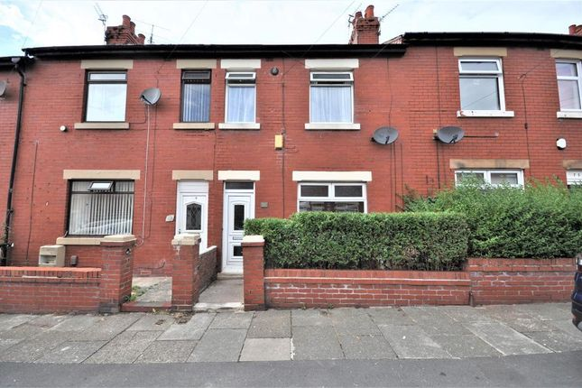 Thumbnail Terraced house to rent in Sharrow Grove, Blackpool, Lancashire