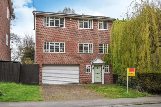 Thumbnail Detached house for sale in Valley Road, Henley-On-Thames