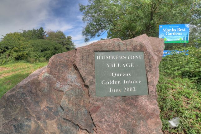 Sign/Monks Rest Gardens
