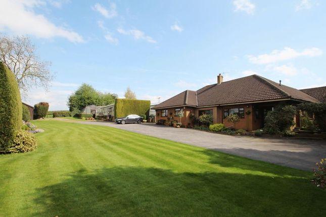 Thumbnail Detached bungalow for sale in Moor Lane, Pontefract